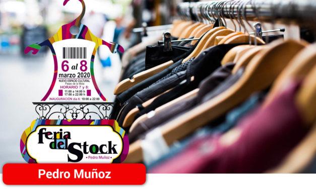 Pedro Muñoz inaugurará el viernes 6 de marzo su Feria del Stock