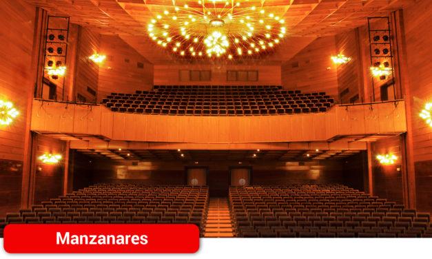 Danza, teatro y espectáculos infantiles en el Gran Teatro de Manzanares para los meses de abril y mayo