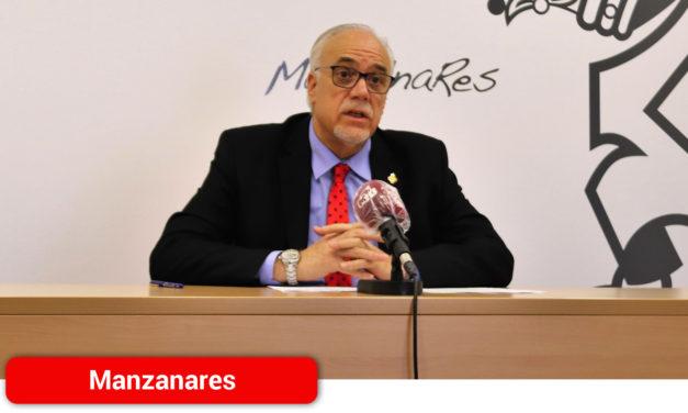 """El alcalde de Manzanares expresa su agradecimiento a todas las personas """"que están dando lo mejor de sí mismas"""""""