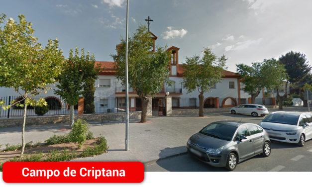 Un hombre de 62 resulta herido en el incendio en la Residencia de la Tercera Edad Sagrado Corazón de Campo de Criptana
