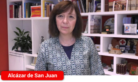 """""""No tengo tiempo"""" Artículo de opinión de la alcaldesa de Alcázar de San Juan en estos días difíciles"""