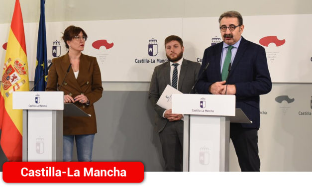 Liberación de recursos sanitarios, paralización de trámites administrativos y reordenación en el transporte, principales medidas adoptadas por el Gobierno de Castilla-La Mancha