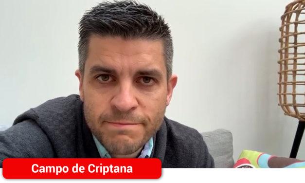 Santiago Lázaro: Estamos abrumados por la gran cantidad de vecinos y empresarios que se ofrecen para colaborar en todo aquello que necesite Campo de Criptana