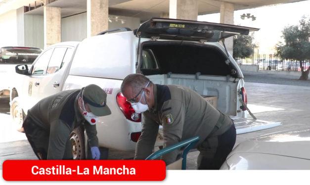 Comienza la distribución de los primeros test rápidos para detección de coronavirus en Castilla-La Mancha