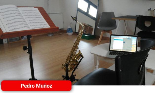 """La Escuela de Música """"Petronilo Serrano"""" de Pedro Muñoz continúa su labor de forma telemática"""