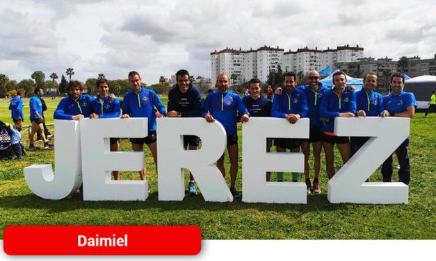 El Club de Atletismo Saturno se coloca como campeón de España de Cross M40
