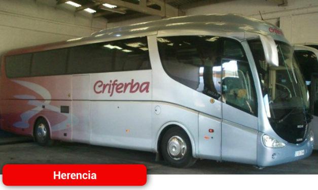 Servicios mínimos en la línea de autobuses que une Herencia y Alcázar de San Juan