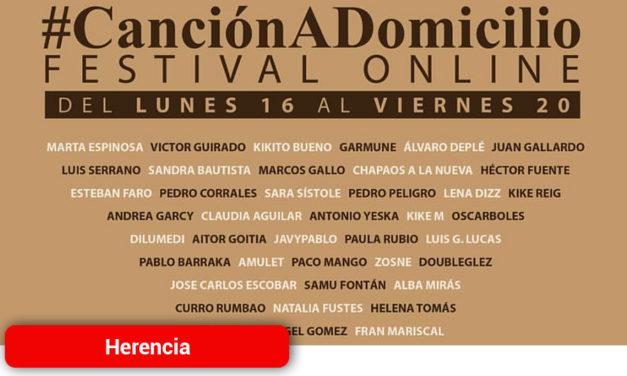 Artistas herencianos participan en festivales online para seguir llevando la música a las casas a pesar del Coronavirus