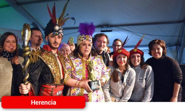 Herencia despide el Carnaval en lo más alto