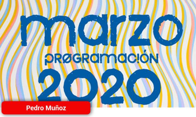 Programación Cultural y Social intensa para Marzo en Pedro Muñoz