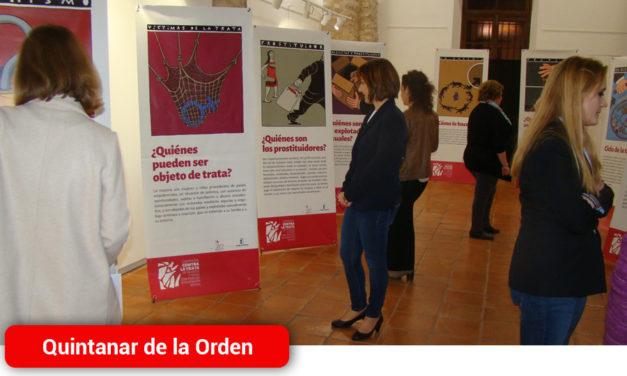 La Ermitilla de Quintanar de la Orden acoge una exposición de dibujos contra la trata y la explotación sexual