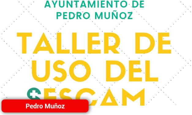Taller para aprender el uso de las herramientas de Cita, Sugerencias y Reclamaciones del Sescam en Pedro Muñoz