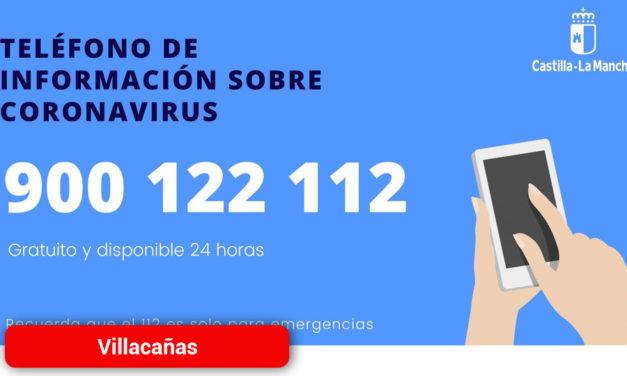 El Ayuntamiento de Villacañas aplaza actividades por el Coronavirus