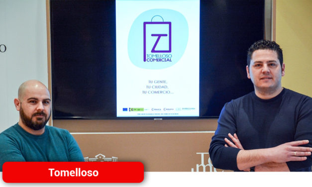 Iván Rodrigo presenta la nueva marca comercial de Tomelloso