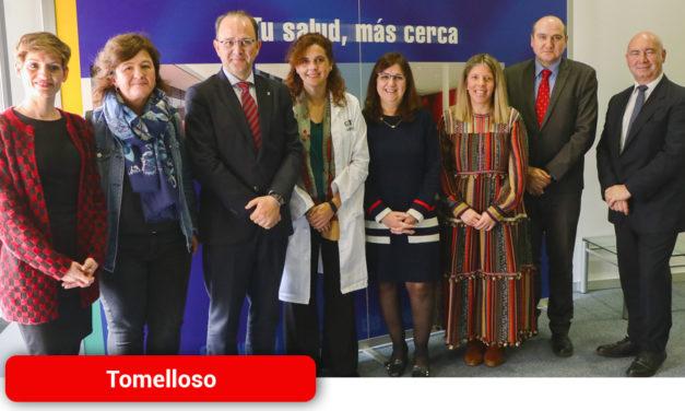 El Gobierno regional destaca la recuperación de la confianza de los ciudadanos en los servicios sanitarios del área de Tomelloso