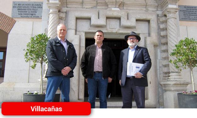 Jaime Martínez se ha reunido con los presidentes de las asociaciones de familias numerosas de Castilla-La Mancha y Toledo