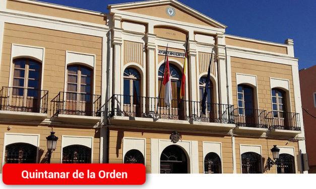 La Concejalía de Comercio manda su apoyo a los comerciantes y pequeñas empresas de Quintanar de la Orden