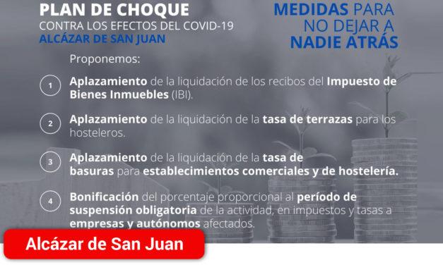 El Ayuntamiento ha recogido las propuestas fiscales realizadas por el PP de Alcázar