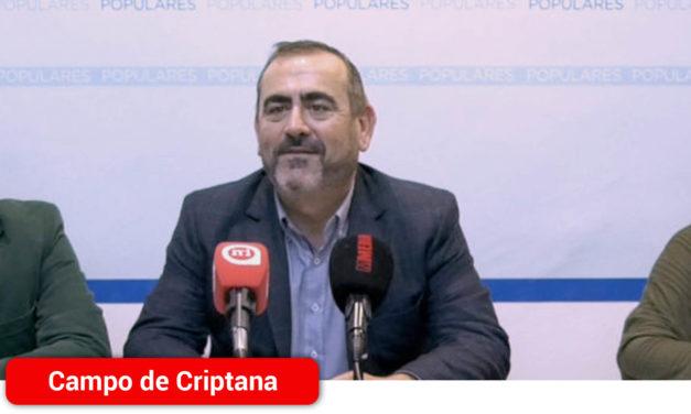 El PP de Campo de Criptana lamenta la pérdida de Manuel Carrasco, fallecido este miércoles por coronavirus