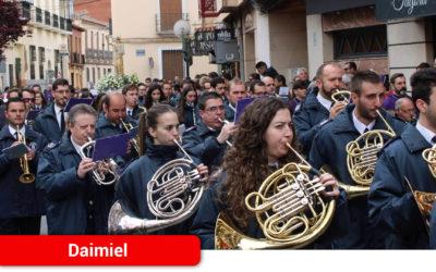 La música cofrade sonará en ventanas y balcones a la hora de salida de las procesiones