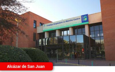 El Hospital General Mancha Centro registra por séptimo día consecutivo más altas que ingresos por contagio de Covid-19