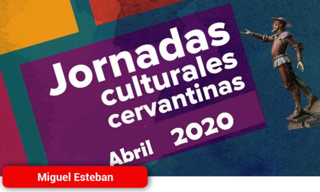 El Ayuntamiento de Miguel Esteban pone en marcha las Jornadas Cervantinas online
