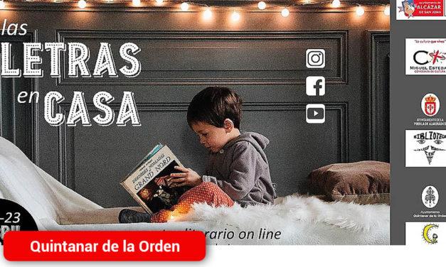 """Las Bibliotecas de cuatro municipios organizan la actividad """"Las Letras en casa"""" para conmemorar el Día del Libro"""