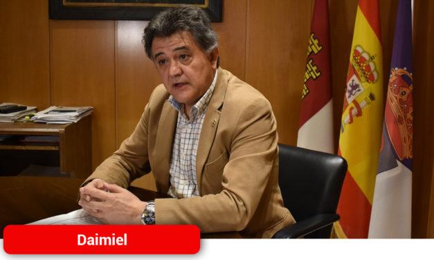 El alcalde de Daimiel pide a la Junta información oficial de afectados por coronavirus