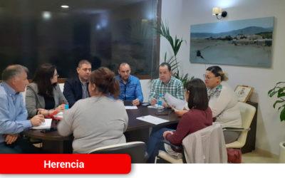 Se ultima el Plan Integral de recuperación económica y social COVID-19 de Herencia