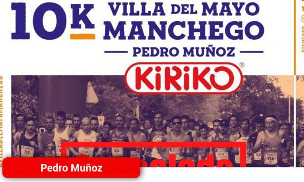 El Covid-19 obliga a cancelar la 10k Villa del Mayo Manchego