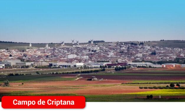 Sanidad decreta medidas especiales nivel 1 en la localidad de Campo de Criptana