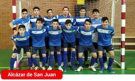 El CD Futsal Alcázar de San Juan mantiene su compromiso con el deporte base y escolar tras la cancelación de las competiciones deportivas