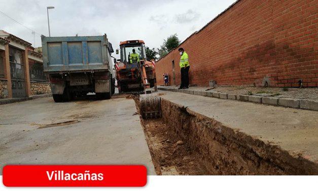 Comienza una serie de obras de mejora y renovación de redes de alcantarillado y agua