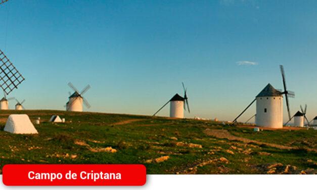 La rehabilitación de los molinos de viento potenciará el atractivo para el turismo de interior