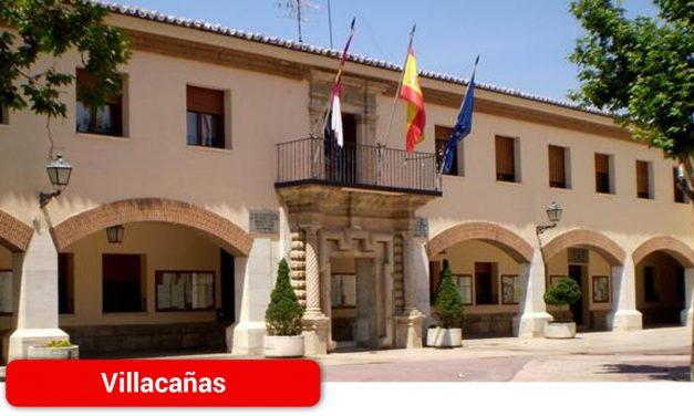 Jaime Martínez  felicita a todos los vecinos en el 463 aniversario de la concesión de Villa a la localidad toledana