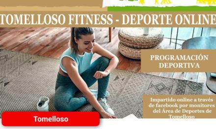 «Tomelloso-Fitness», el deporte vía on-line