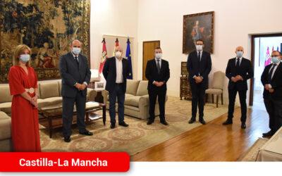 García-Page: «Con este acuerdo gana todo el mundo y no pierde nadie, salvo el que quiera perder»