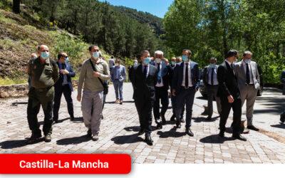 El Gobierno regional solicitará que una parte del entorno natural del Alto Tajo sea declarado Parque Nacional