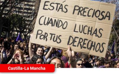 Comunicado colectivos feministas 8M Castilla – La Mancha