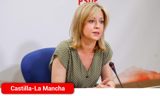 """El PSOE tacha de """"ridículo"""" que Paco Núñez hable de pacto cuando es el """"único partido"""" que no se ha sumado al acuerdo para la recuperación en la región"""