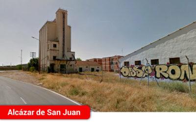 El silo se convertirá en una obra de arte en homenaje al graffiti y la cultura manchega