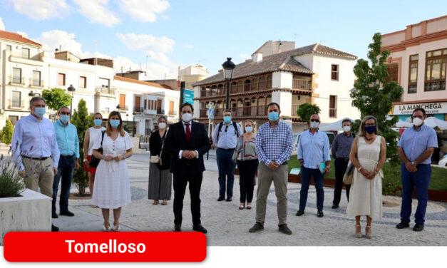 Núñez ve fundamental adelantarse a los acontecimientos abriendo camas UCI en el Hospital de Tomelloso ante la posibilidad de un nuevo rebrote