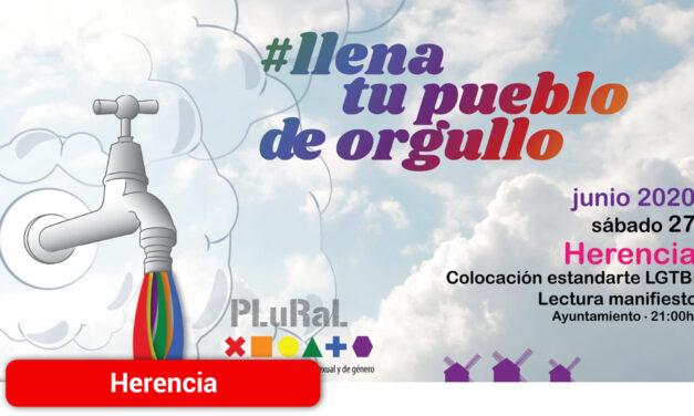 Un pueblo de orgullo para reivindiar los derechos de la comunidad LGTBI