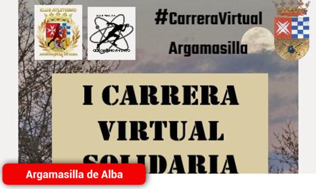 I Carrera Virtual Solidaria 10k y 5K de Argamasilla de Alba a beneficio de la Asociación Pro Minusválidos 'Brazos Abiertos'