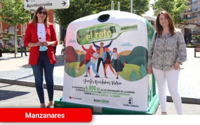 Día Mundial del Medio Ambiente, 'Juntos reciclamos vidrio'