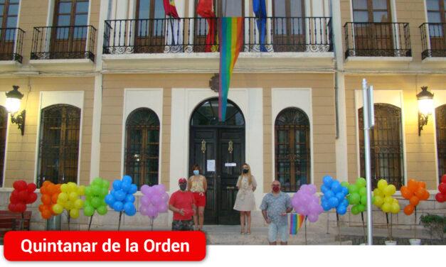 El Ayuntamiento apoya el Día del Orgullo LGBT con actos simbólicos