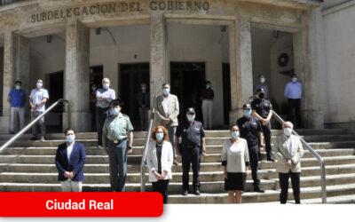 La Diputación se suma al minuto de silencio coincidiendo con la finalización de los diez días de luto oficial