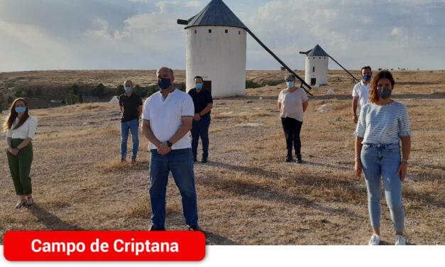 Grupo Popular: El Gobierno Socialista criptanense está desaparecido, han abandonado al pueblo a su suerte en plena crisis sanitaria, económica y social