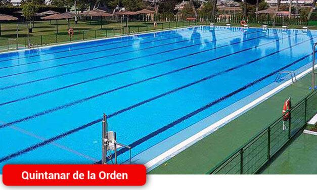 Quintanar abrirá su piscina de verano el próximo sábado, 12 de junio