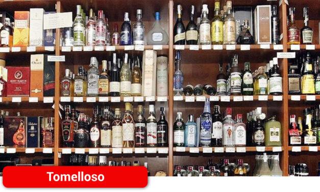La Alcaldesa decreta la prohibición de venta de bebidas alcohólicas en establecimientos minoristas de 22:00 a 07:00h